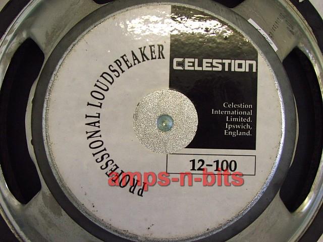 Dating celestion speakers